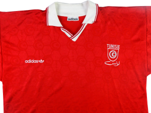 1992-94 Tunisia Maglia Away XL (Top)