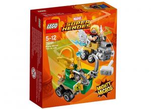 LEGO SUPER HEROES MIGHTY MICROS: THOR CONTRO LOKI 76091
