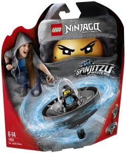 LEGO NINJAGO NYA - MAESTRO DI SPINJITZU 70634