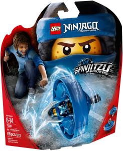 LEGO NINJAGO JAY - MAESTRO DI SPINJITZU 70635