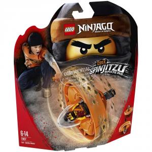 LEGO NINJAGO COLE - MAESTRO DI SPINJITZU 70637