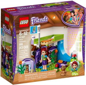 LEGO FRIENDS LA CAMERETTA DI MIA 41327