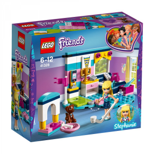 LEGO FRIENDS LA CAMERETTA DI STEPHANIE 41328
