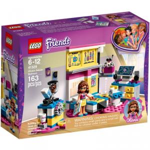 LEGO FRIENDS LA CAMERETTA DELUXE DI OLIVIA 41329