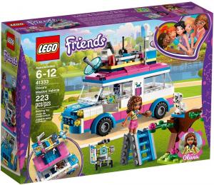 LEGO FRIENDS IL VEICOLO DELLE MISSIONI DI OLIVIA 41333