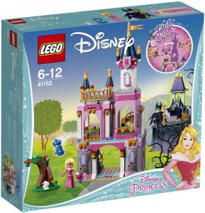 LEGO PRINCESS IL CASTELLO DELLE FIABE DELLA BELLA ADDORMENTATA 41152