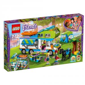 LEGO FRIENDS IL CAMPER VAN DI MIA 41339