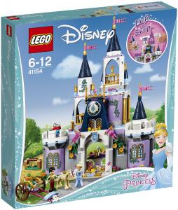 LEGO PRINCESS IL CASTELLO DEI SOGNI DI CENERENTOLA 41154