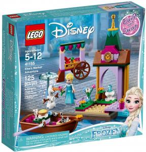 LEGO PRINCESS AVVENTURA AL MERCATO DI ELSA 41155