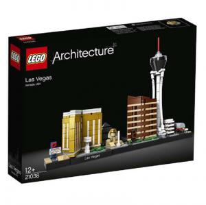 LEGO ARCHITECTURE LAS VEGAS 21038