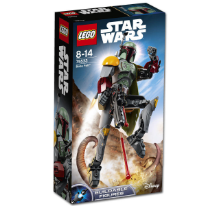 LEGO STAR WARS TM BOBA FETT 75533