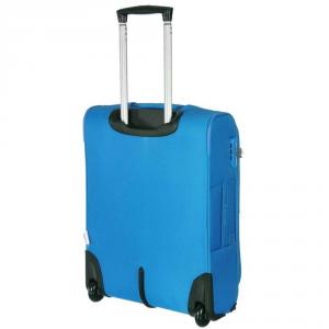 Delsey - Manitoba - Trolley da Cabina Ryanair 55 cm 2 Ruote Blu Chiaro cod. 3426723