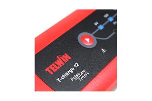 Caricabatterie e mantenitore di carica elettronico multifunzione T-CHARGE 12 TELWIN