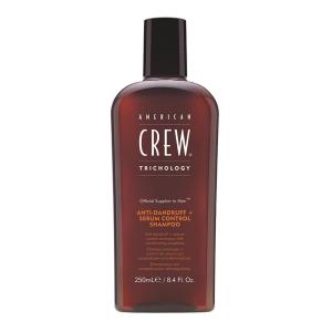 American Crew Shampoo Di Controllo Del Sebo Anti Fofora 250ml