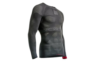 Maglia tecnica termica Compressport ON/OFF Multisport