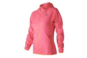 Giubbotto antivento New Balance Windcheater Jacket Donna