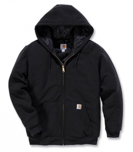 3-Season Midweight Sweatshirt Black