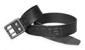 Carhartt Logo Belt Black