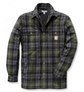 Hubbard Shirt Jacket Moss