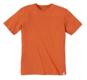 Maddock Non Pocket T-Shirt  Rust