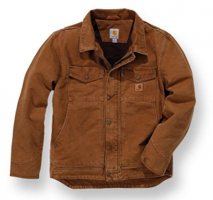 Berwick Jacket Carhartt Brown