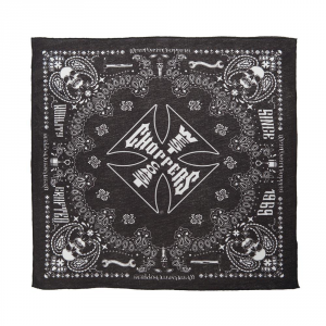 Bandana West Coast Choppers Handcrafted Nero