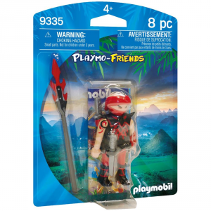 PLAYMOBIL GUERRIERO NINJA 9335