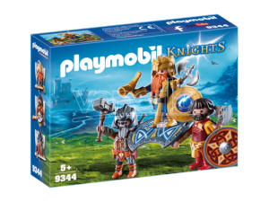 PLAYMOBIL RE GUERRIERO 9344