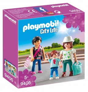 PLAYMOBIL SHOPPING GIRLS 9405