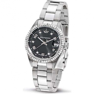 PHILIP WATCH-Orologio da donna con diamanti