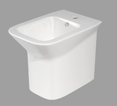 Bidet a terra per il bagno cm 52 x 35 Prua Azzurra