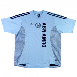 2002-03 Ajax Maglia Away XL (Top)