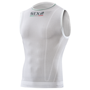 SMANICATO SUPERLIGHT SIXS SML2 CARBON UNDERWEAR WHITE CARBON