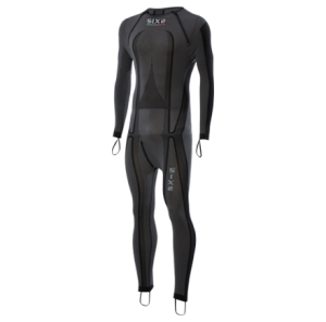 SOTTOTUTA INTEGRALE RACING SUPERLIGHT SIXS STXL R CARBON UNDERWEAR BLACK CARBON