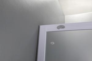 BOX DOCCIA SEMICIRCOLARE da 90 cm in cristallo temperato 4 mm