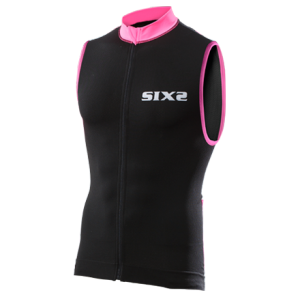 SMANICATO BICI SIXS BIKE2 STRIPES BLACK PINK