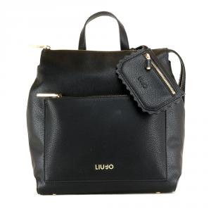 Backpack Liu Jo DETROIT A18006 E0027 NERO