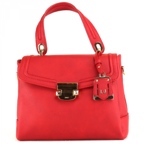 Hand and shoulder bag Liu Jo LONG ISLAND A18141 E0037 CHERRY RED