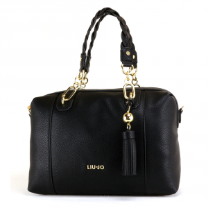 Hand and shoulder bag Liu Jo ARIZONA A18053 E0086 NERO