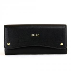 Woman wallet Liu Jo MARYLAND A18196 E0035 NERO
