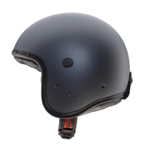 casco jet Caberg FREERIDE in fibra Antracite Opaco