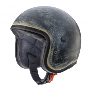 Casco jet Caberg Freeride Sandy in fibra