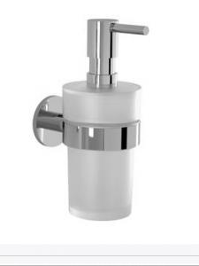 Dispenser sapone per il bagno Tokyo Rotondo Salgar