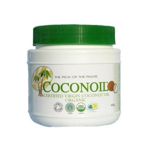 COCONUT OIL FOOD COCONOIL 460g