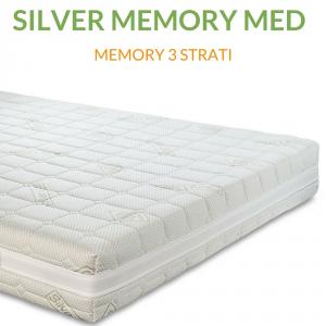 Materasso Memory Ortopedico Dispositivo Medico H20 | Silver Memory Med |Prezzi a partire da