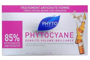 PHYTO PHYTOCYANE FIALE ANTICADUTA 12 X 7,5ML