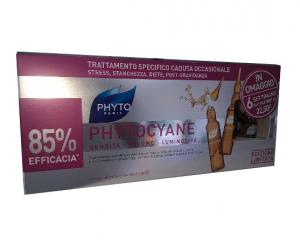 PHYTO PHYTOCYANE FIALE ANTICADUTA 12 X 7,5ML +6 FIALE IN OMAGGIO