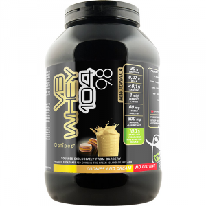 VB WHEY 104 9.8 - Proteine da Bovini Grass Fed - WAFER NOCCIOLA