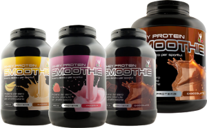 WHEY Protein Smoothie - Proteine Concentrate BANANA