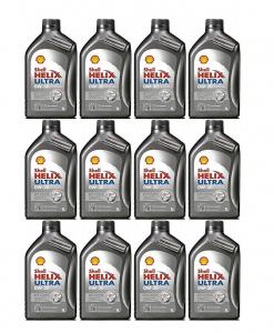 12x1 Olio Shell Helix Ultra ECT C2/C3 0W-30
